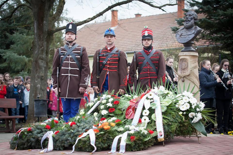 Szabadkígyós, Wenckheim kastély - Békés Megyei ünnepi Közgyűlés és megemlékezés