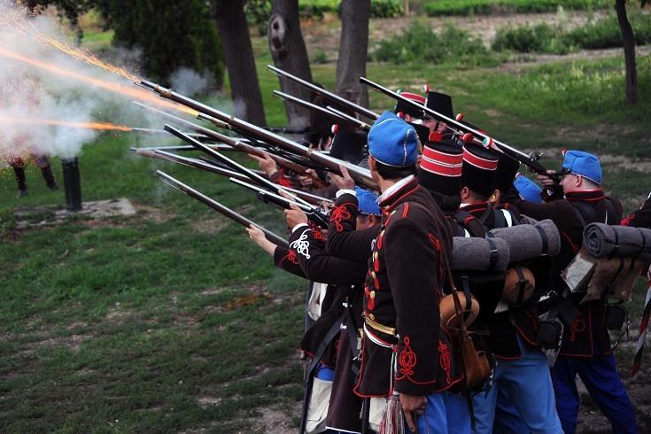 Szőregi csata 2011. augusztus 6.