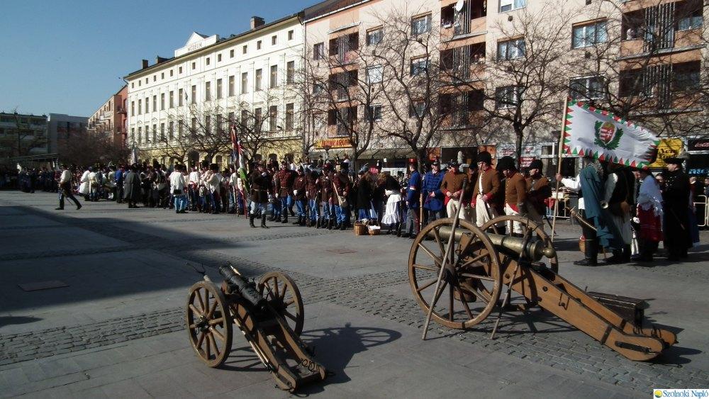 Szolnoki csata képekben 2012. március 3.