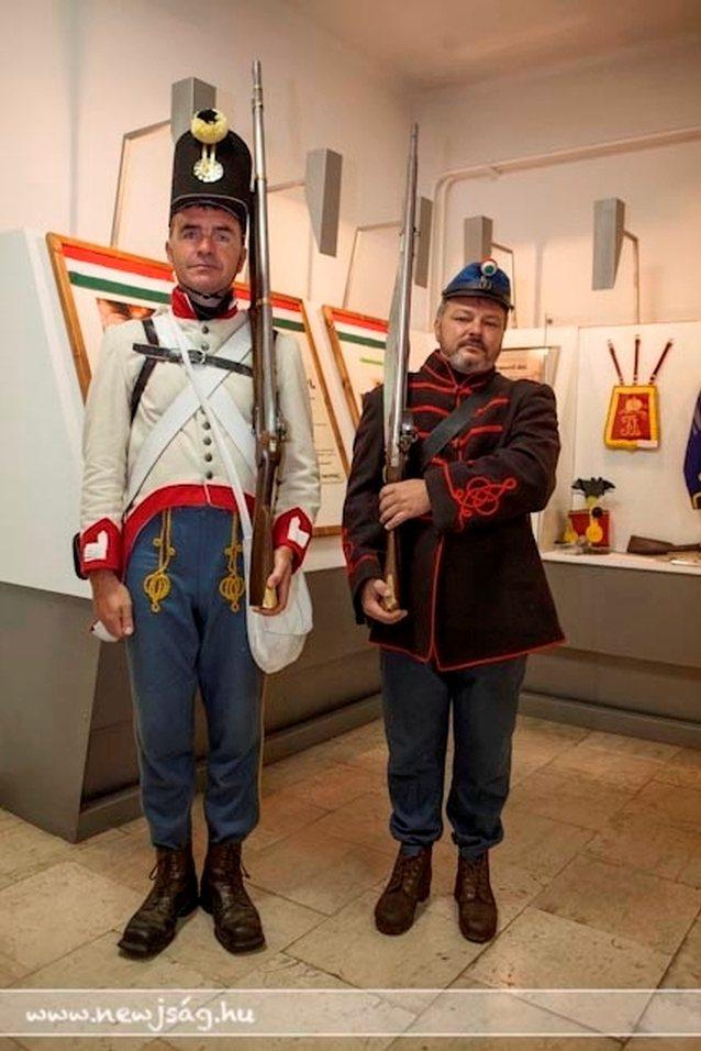 Szarvas - Tessedik Sámuel Múzeum - aradi vértanúk emlékkiállítás 2012. október 6.