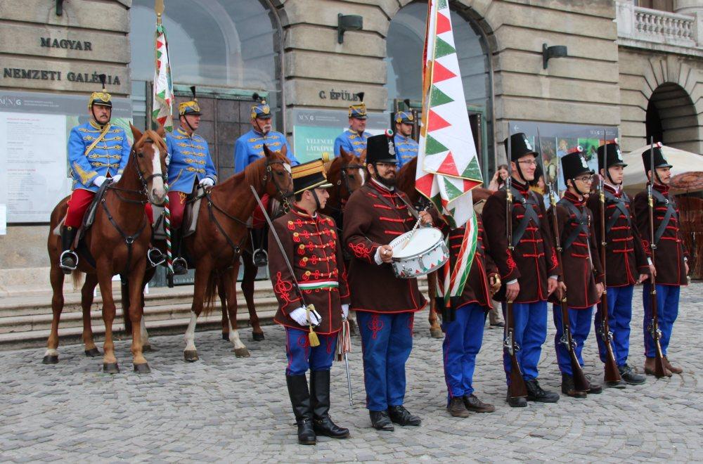 Budapest - IV. Budavári járőrszolgálat - 2018.09.23.
