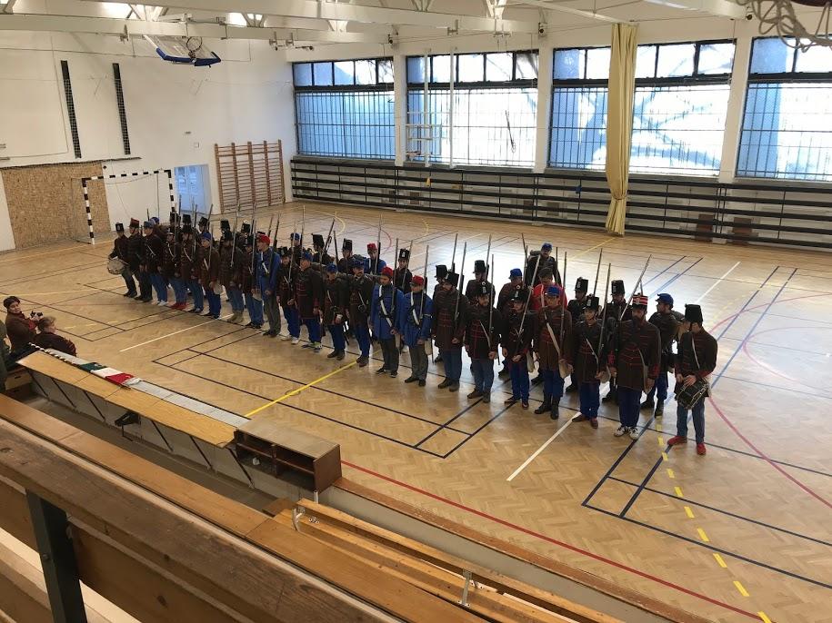 Kecskeméti gyalogsági kiképzés - 2019.02.23.