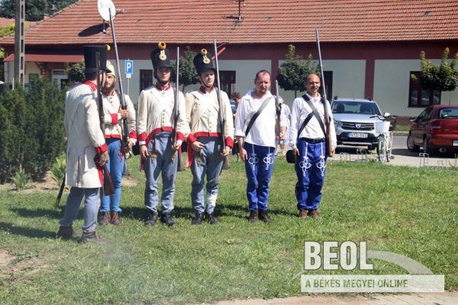 Szarvas – Vöröskereszt nap – Solferinoi csata emlékére hadi játék 2016. augusztus 28.