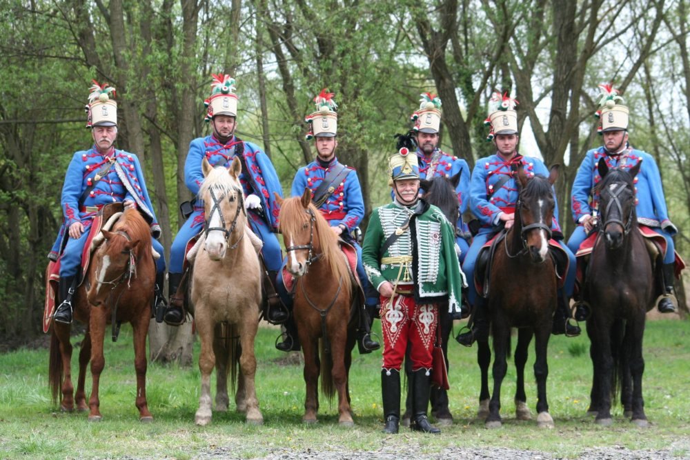 Fót - Károlyi-huszár nap 2017.04.09