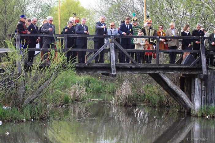 Tápióbicskei emlékcsata eseményei - 2014.04.04.