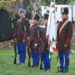 Békéscsaba Aradi 13 megemlékezés 2012. október 5