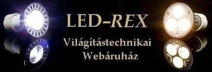 LED-Rex Világítástechnikai Webáruház
