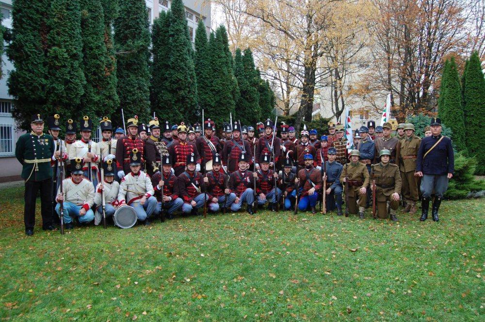 Zalaegerszegi gyalogsági kiképzés 2017.11.11-12
